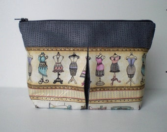 """Make-up bag """"Jessy One"""" tailoring doll"""