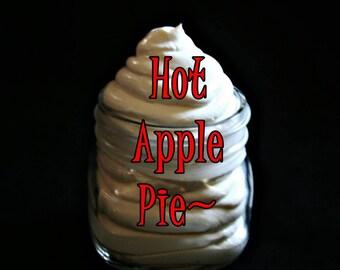 Apple Pie Body Butter~Hot Apple Pie Body Butter~Moisturizer~Whipped Body Butter~Aromatherapy~Organic Body Butter~Daily Moisturizer~Lotion~