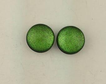 Sparkling Green Snaps
