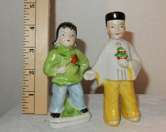 Asian Figurines Japan, Occupied Japan