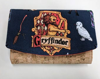 Boon Wallet - Harry Potter Houses of  Hogwarts inspired