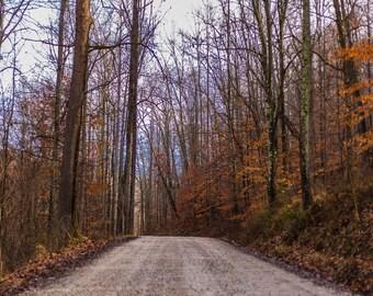Open Road Digital Backdrop