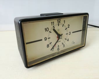 "Dutch electric alarm clock ""HEMA"""