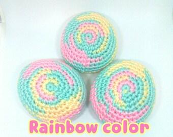 Pastel Rainbow case