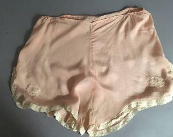 1920s deco tap shorts   Volup size