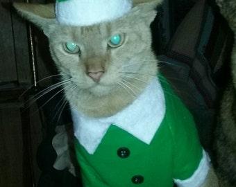 Cat Elf Costume Etsy