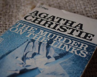 The Murder on the Links. Agatha Christie. A Hercule Poirot Mystery. Pan Paperback Book