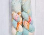 Hand Dyed Tough Sock Yarn - Ciwidey