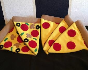 Pizza Plush - Fursuit/Cosplay Prop