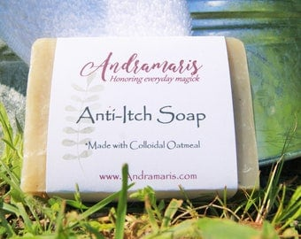 Anti-Itch Soap