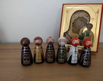 SALE**Orthodox Priest Peg