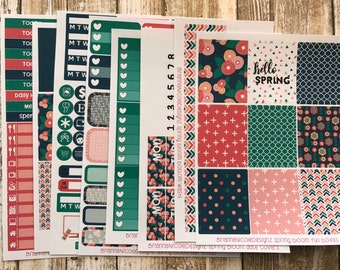 Spring bloom weekly kit