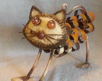 Metal Art - Cat Theme