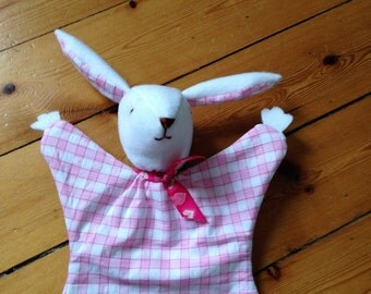 Bunny cotton printed tiles and liberty
