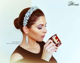Wedding Pearl Earrings, Pearl Earrings, White Pearl Earrings, Bridal Pearl Earrings, Wedding Crystal Earrings, White Earrings, Bridal Charm