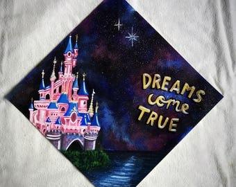 Disney Graduation Cap — Made to Order
