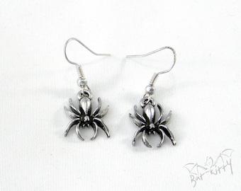 "Earrings ""Spider"""