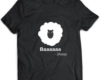 Sheep T-Shirt. Sheep tee present. Sheep tshirt gift idea. - Proudly Made in the USA!