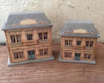 Miniature Dollhouse, Dollhouse Miniature House, Dollhouse, Miniature House