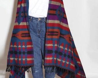 Turquoise big scarf, shawls and wraps, big scarf, scarf shawl, blanket scarves, turquoise wrap, warm scarf, long scarf, beautiful big scarf