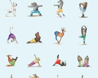 yoga poses with animal names  blog dandk