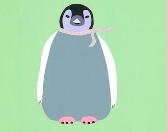 Minty Penguin