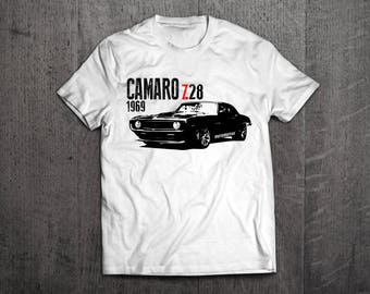 Camaro Shirts, Chevy t shirts, Camaro 1969, Camaro, Cars t shirts, men tshirts, women t shirts, muscle car shirts, Chevy Camaro t shirts
