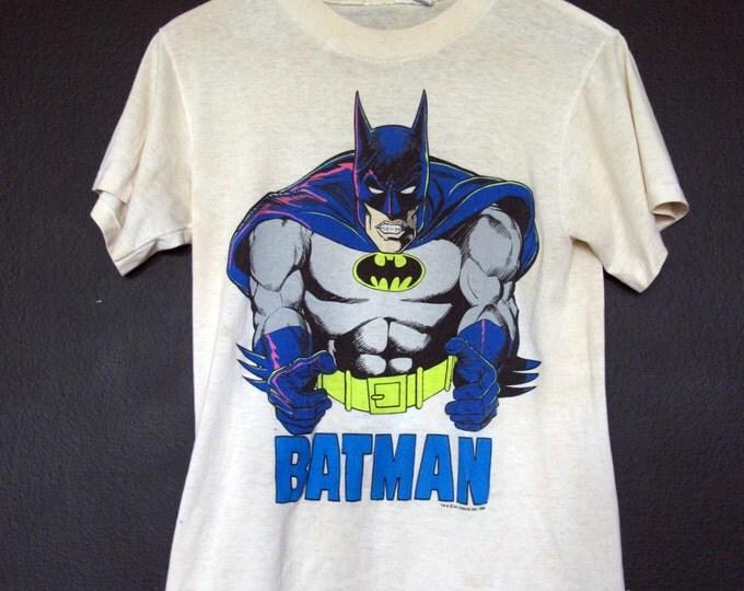 Batman DC comics 1989 vintage Tshirt