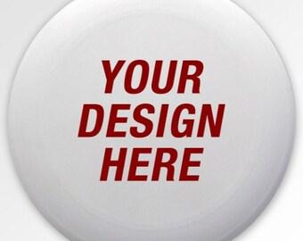 Custom Designed Ultimate Frisbee