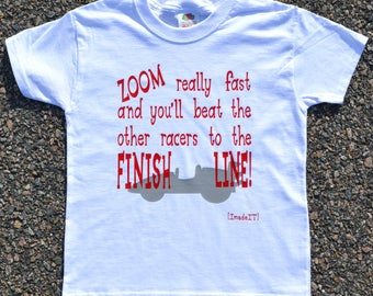 DESIGN YOUR OWN-toddler/kids shirts they design themselves!