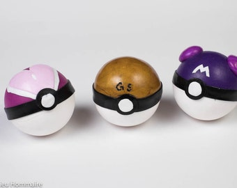 Pokeball for cosplay