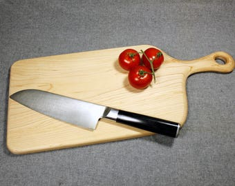 Hard Maple Cutting Board #3