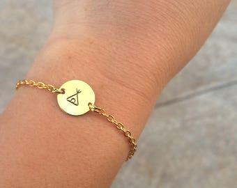 Teepee Bracelet