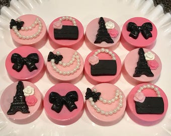 Night in Paris, Chanel, Chocolate Covered Oreos