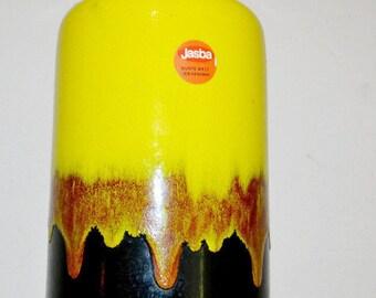 Vintage vase of Jasba 70s