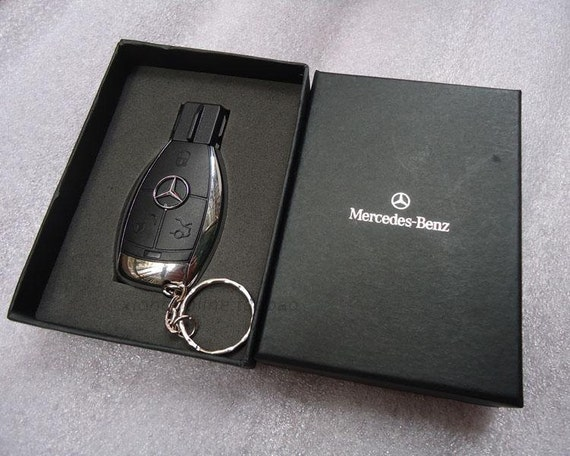 Mercedes Benz Car Key Usb Drive A Luxury Car Flash Drive