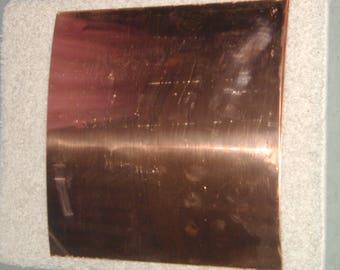 """12"""" x 12"""" Copper"""
