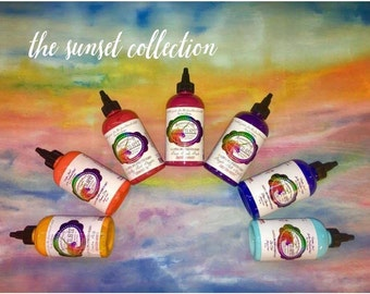 Unicorn SPiT 8 oz - The Sunset Collection