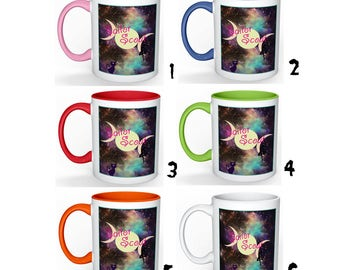 Sailor Scout Galaxy Mug