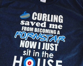 Funny Curling Shirt