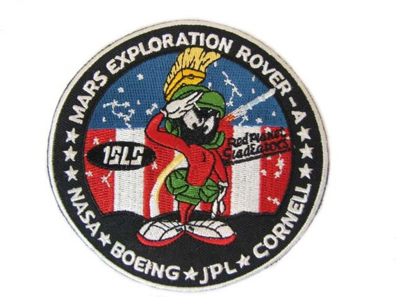 mars exploration rover mission patch - photo #2