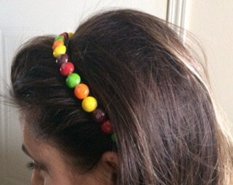 Past hair skittles
