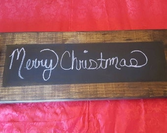 Chalkboard Cheese Tray/Serving Tray