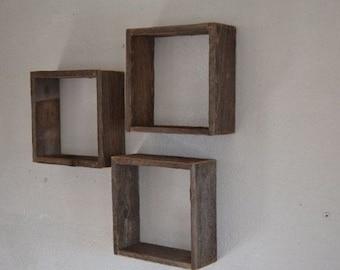 Pallet Shadow Box