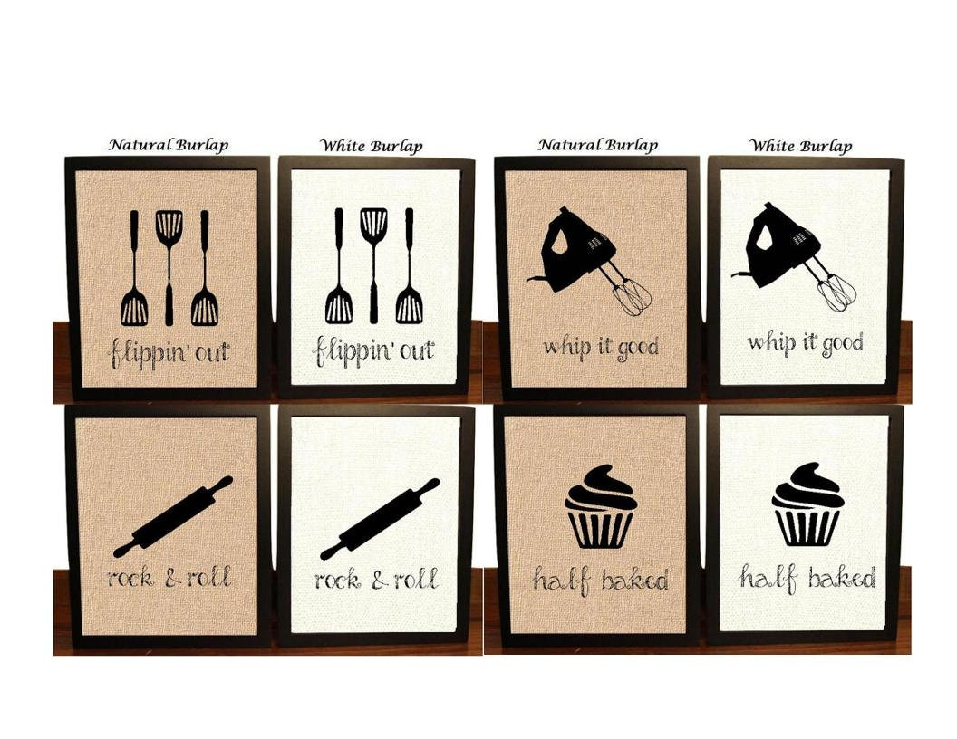 pick 4 kitchen wall decor kitchen sign kitchen art kitchen wall art - Kitchen Wall Decorations
