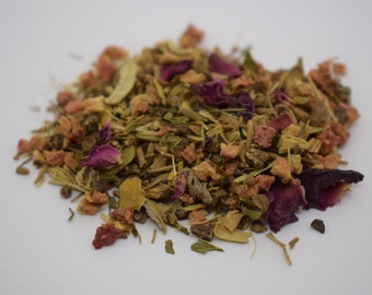 Rishi - Valerian Dream - Herbal Tea - Loose Leaf Tea Sample - Free Shipping