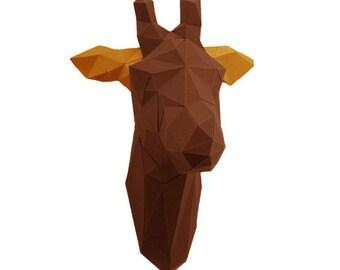 PaperShape-Giraffe