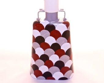 Scale Patterned Hail State Mississippi State University Personalized Cowbell (ANY SIZE)