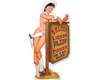 Cowgirl Saloon