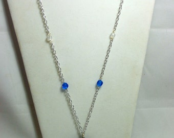 Mt. St Helens Pendant on Silver Chain Necklace